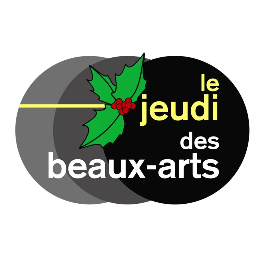 Jeudi des Beaux Arts 6 Nov 2018 Xmas Exhibition