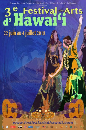 FESTIVAL HAWAII à PARIS