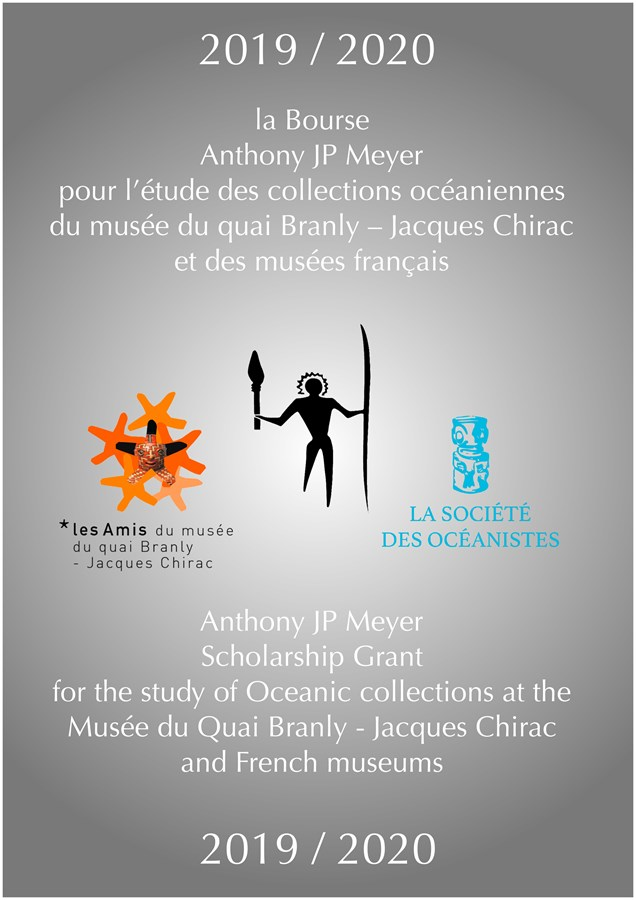 Appel a Candidature Bourse Anthony JP Meyer 2019/2020