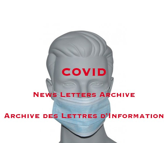 COVID News Letters Archive